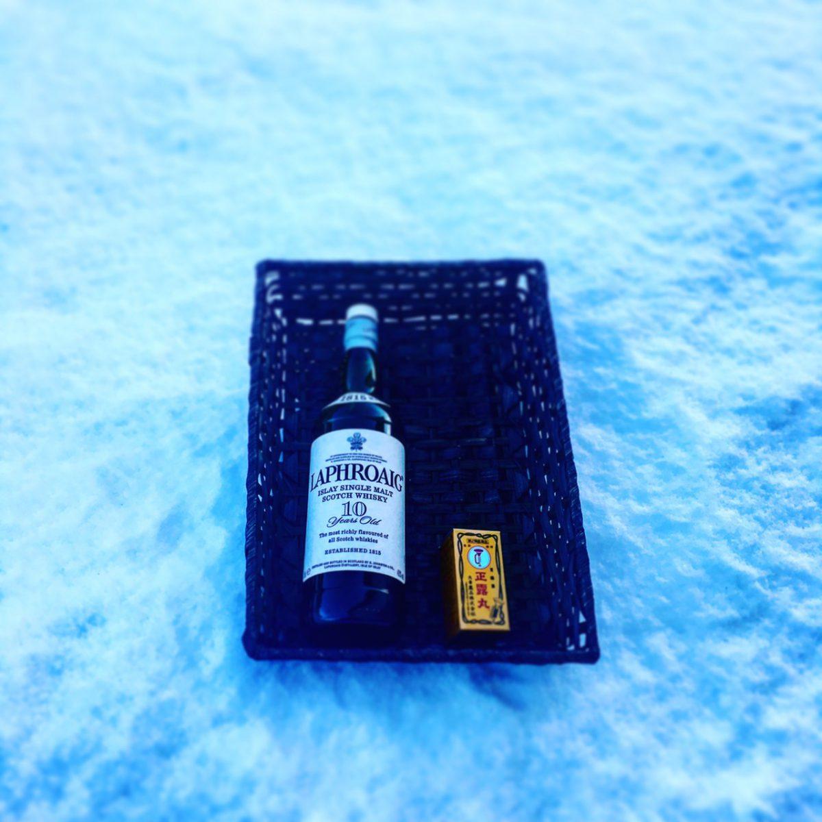 正露丸とウイスキーの不思議な関係