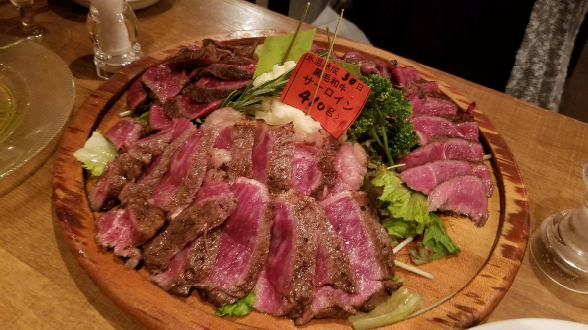 最高の熟成肉!