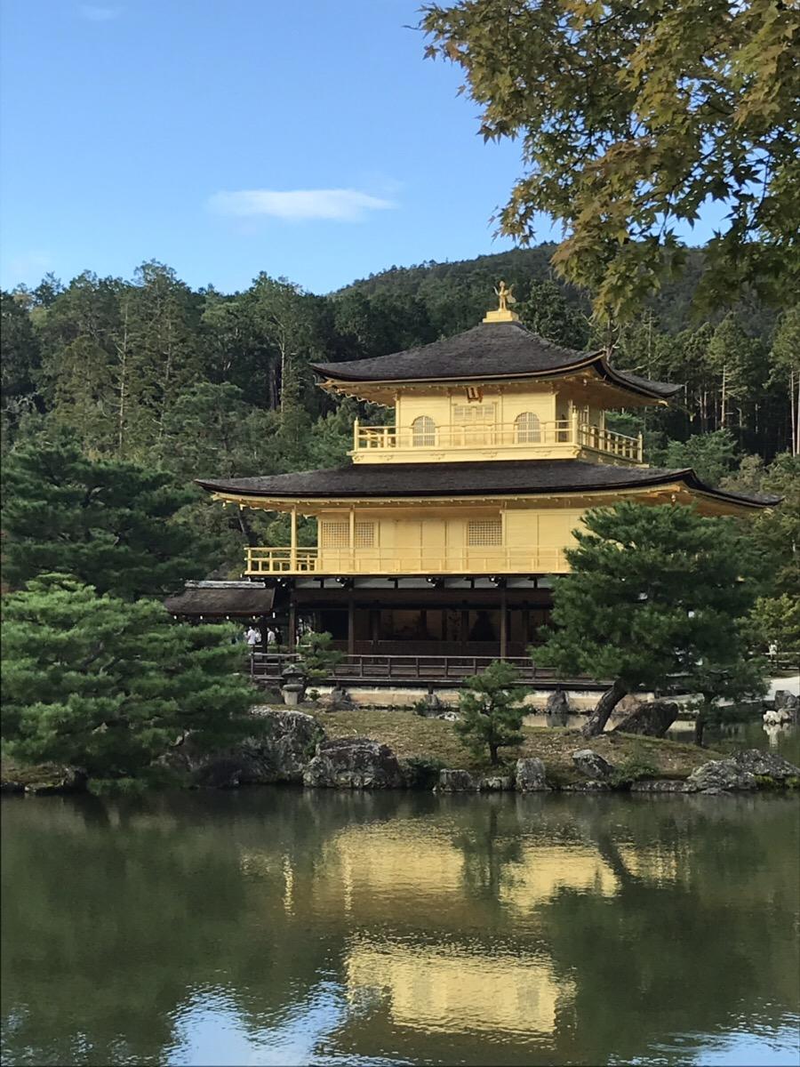 そういえば、京都行ってきたわ。