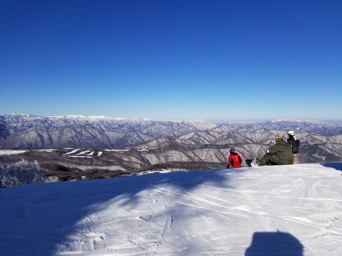 冬だ❄雪だ⛄ウィンタースポーツだ!!!