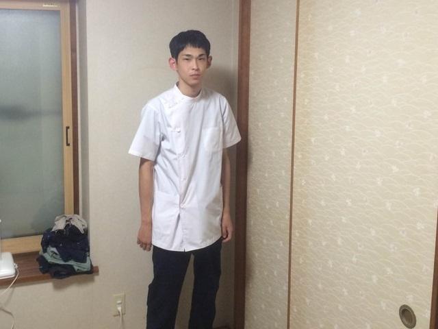 帝京平成大卒三好(平成28年入社)