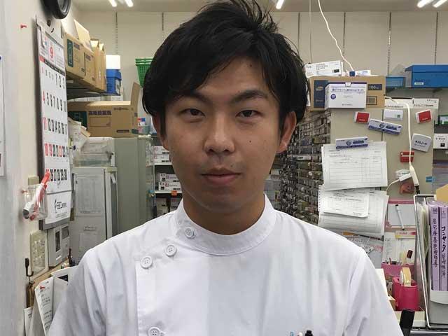 帝京大卒杉田(平成28年入社)