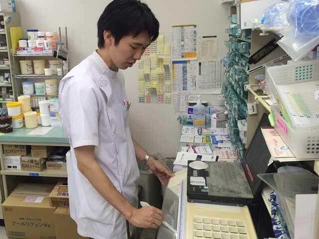 東京薬科大卒 瓜(平成27年入社)