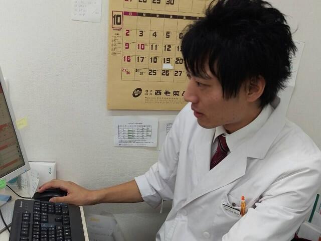 千葉科学大卒津久浦(平成27年入社)