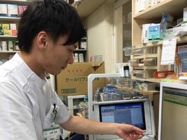 東北医科薬科大卒小野(平成28年入社)