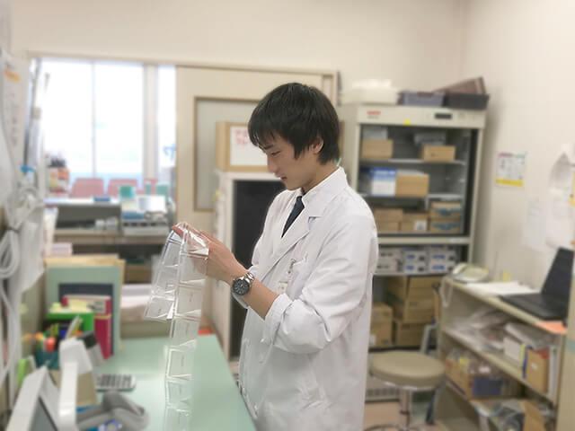 武蔵野大学卒業緒方(平成30年入社)